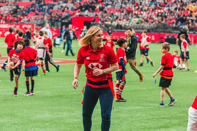 HSBC, title partner of the HSBC World Rugby Sevens Series, releases its latest sports documentary, Finding Her Voice, with Danielle Waterman