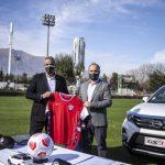 GAC MOTOR patrocinará la 40.ª Copa Chile ANFP