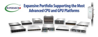 Computex 2021-Optimized Server and Storage systems for Cloud, AI, 5G/Edge, and Enterprise Workloads