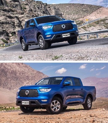 As World's New-Generation Intelligent Pickup Truck, GWM POER Wins Highly Praised from Media