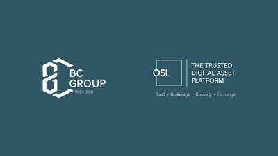 BC Group and OSL Logo