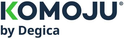 KOMOJU by Degica Logo