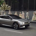 Kia America se apodera del Primetime para presentar el EV6 totalmente eléctrico y la nueva marca Kia America